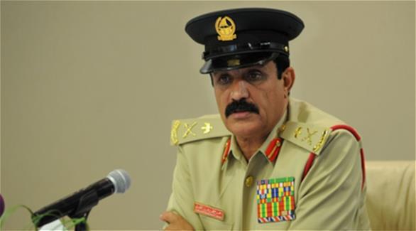 وفاة قائد عام شرطة دبي خميس مطر المزينة إثر نوبة قلبية