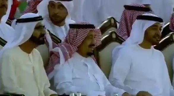 """الملك سلمان يحضر """"مهرجان زايد الثقافي"""" في أبوظبي"""