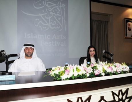 مهرجان الفنون الإسلامية بالشارقة ينطلق الأربعاء