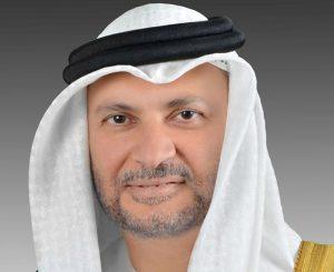 قرقاش: دور الإمارات في اليمن مساند للمملكة ولن ينال منه السفهاء