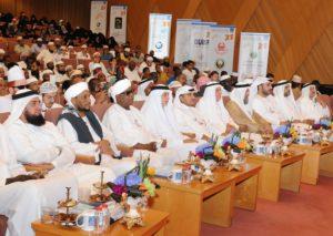 خلال منافسات جائزة دبي الدولية للقرآن الكريم للدورة الحادية والعشرين بتاريخ 09-06-2017