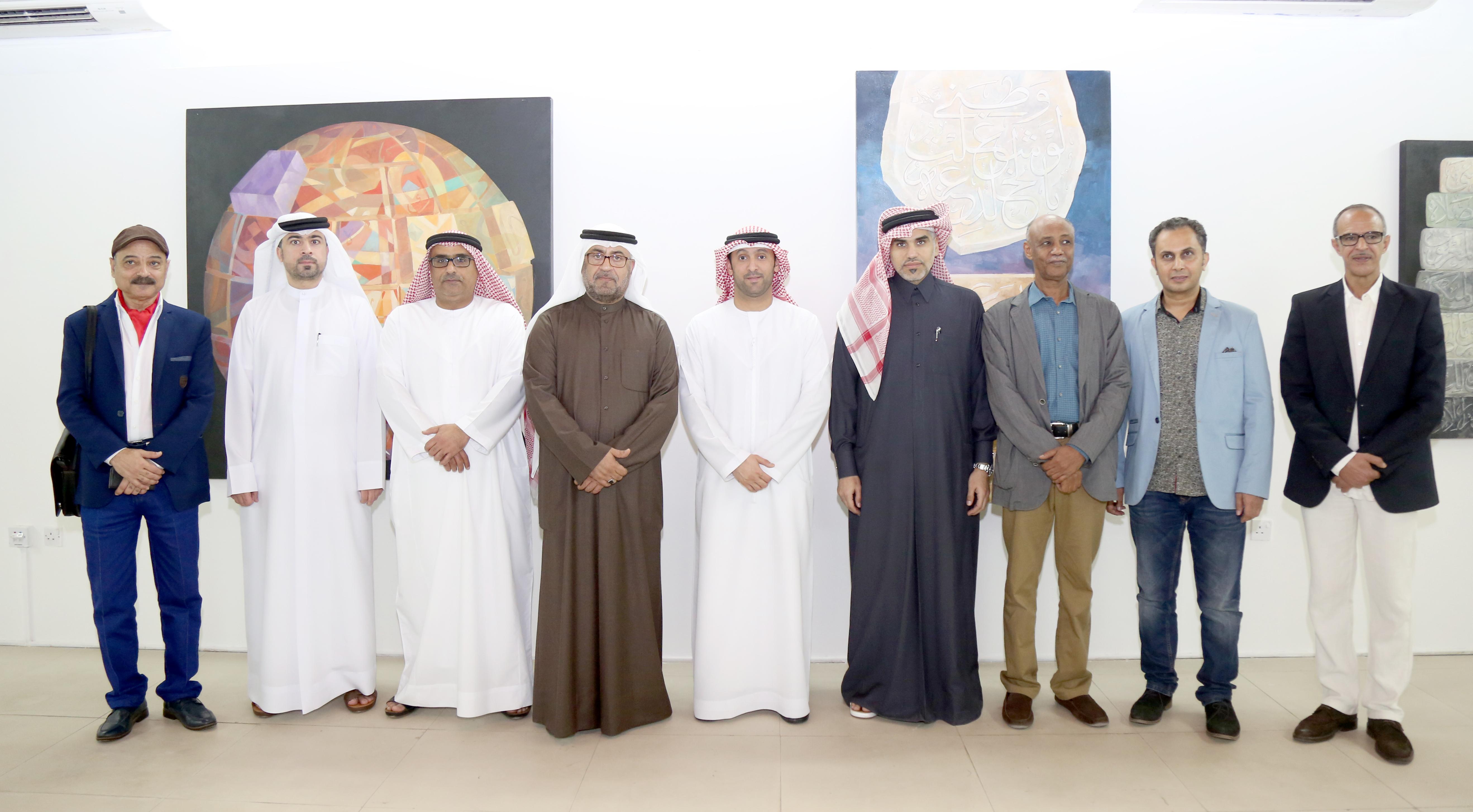 أربعة معارض فنية ضمن مهرجان الفنون الإسلامية