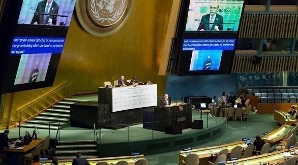 الإمارات تؤكد التزامها بالحلول السياسية وبعمليات الأمم المتحدة في ليبيا وسوريا واليمن
