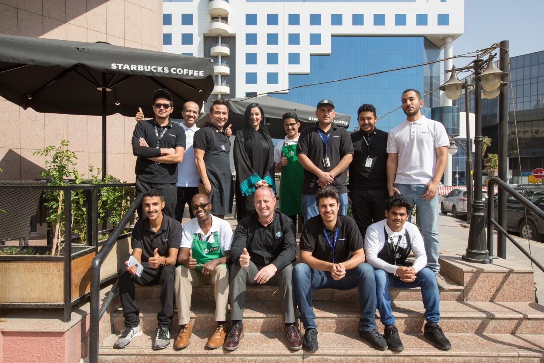 قطاع الخدمات السعودي ينقل الشباب لغد أفضل
