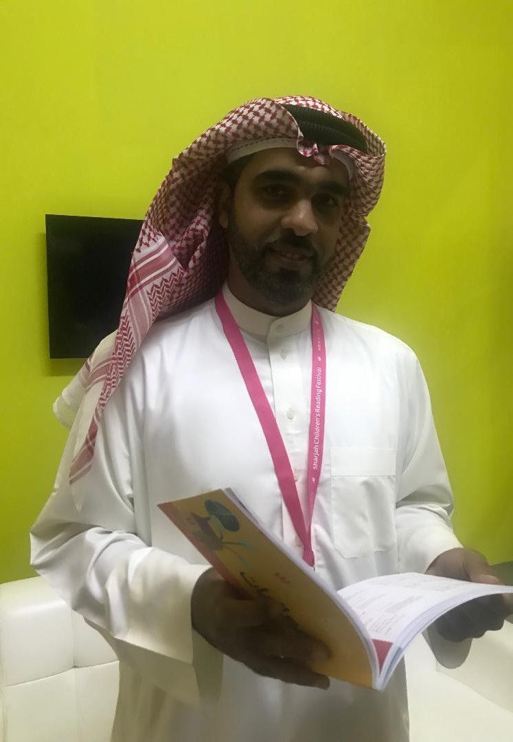 أحمد جاسم.. القرائي للطفل ينضم لنوعية المهرجانات العالمية