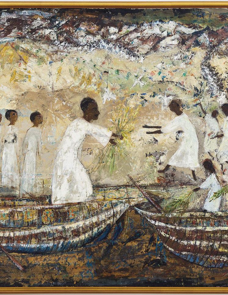 """أعمال فنية مصرية في دائرة الضوء بمزادات """"كريستيز"""" في لندن والشرق الأوسط"""