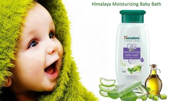 """سائل الاستحمام للأطفال من """"هيمالايا"""" ..تجربة استحمام مدهشة"""