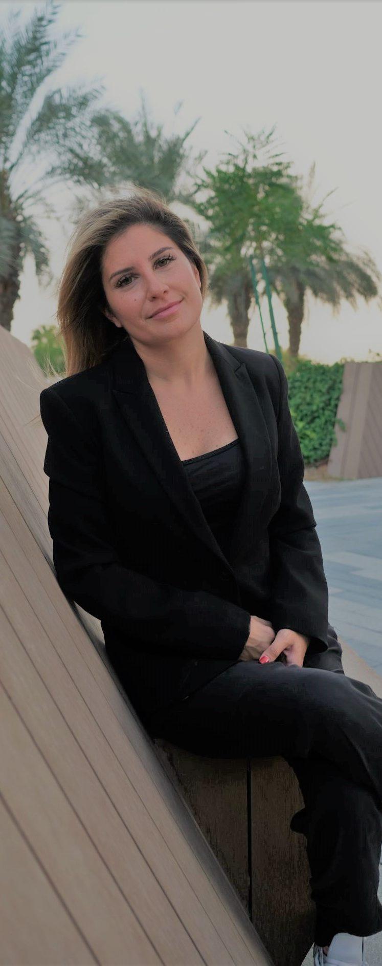 سوزيت ليون تتحدث عن قصة نجاحها وتسعى لتمكين الشباب في الإمارات