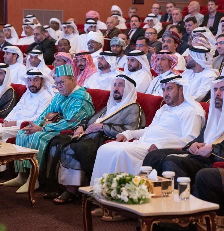 سلطان القاسمي يشهد انطلاق الدورة الـ18 من مهرجان الشعر العربي