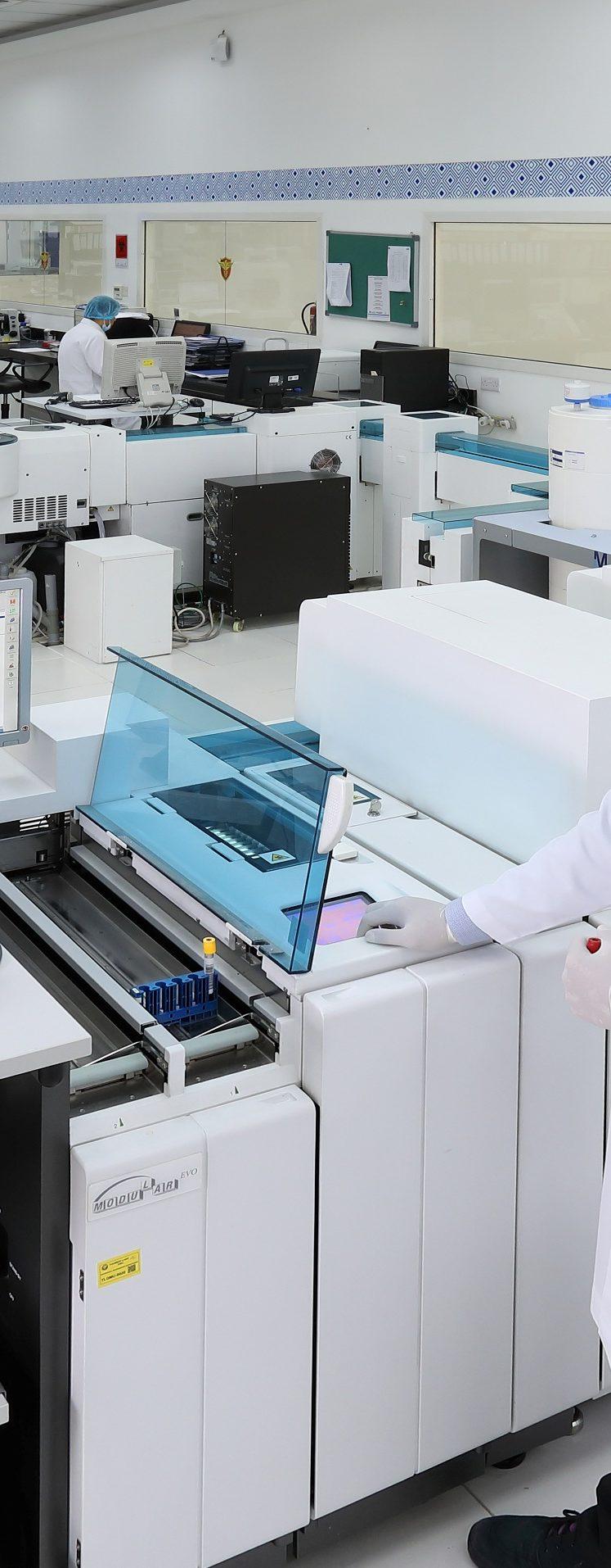 مختبرات ثومبي تطلق اختبارات الأجسام المضادة لكوفيد-19 بتكلفة في متناول الجميع في الإمارات العربية المتحدة