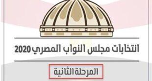 خريطة المرحلة الثانية من انتخابات مجلس النواب فى محافظة القاهرة..