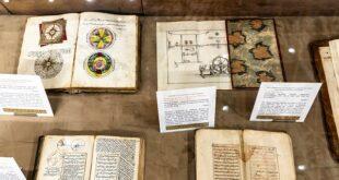 """""""كلمات من الشرق"""".. مخطوطات من مؤلفات العلوم وسير رواده"""