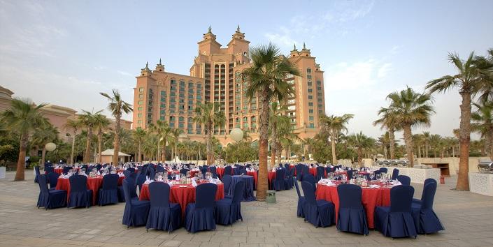 """منتجع أتلانتس النخلة في دبي يطلق """"مشروع أطلس"""" بمناسبة اليوم العالمي للمحيطات"""