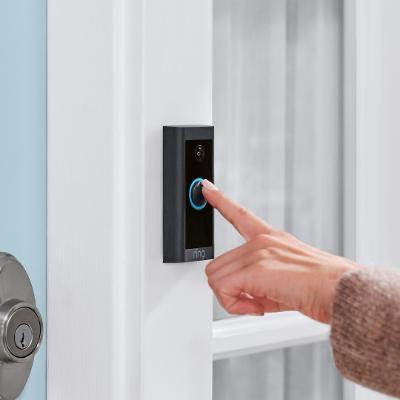 رينغ تطلق جرس Video Doorbell Wired الغني بالمزايا
