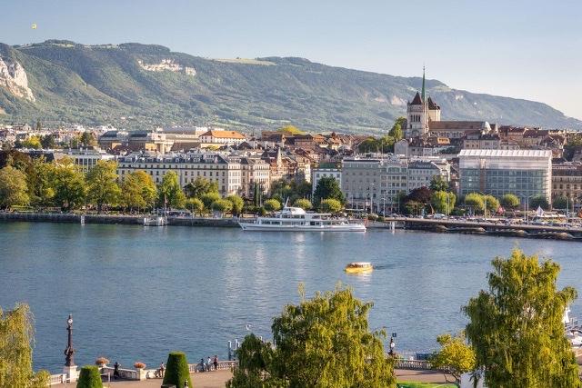 """استمتعوا بتجارب غير محدودة مع """"Geneva, The Resort City"""""""